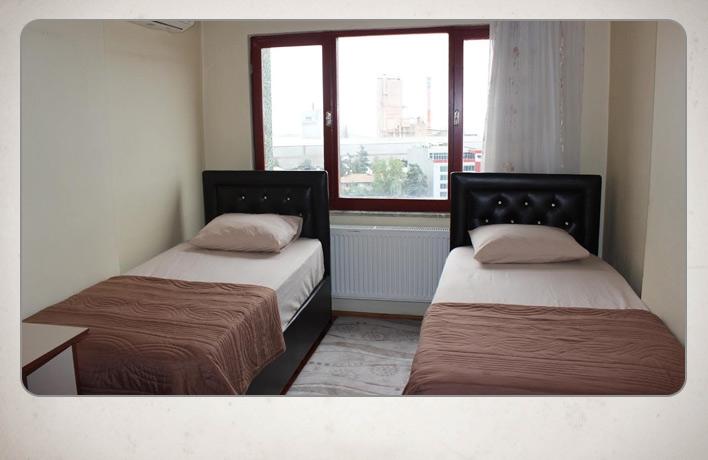 iki kişilik oda